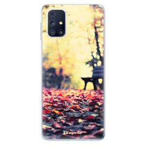 Odolné silikonové pouzdro iSaprio - Bench 01 na mobil Samsung Galaxy M31s