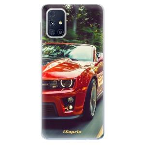 Odolné silikonové pouzdro iSaprio - Chevrolet 02 na mobil Samsung Galaxy M31s