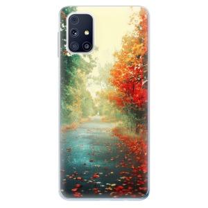 Odolné silikonové pouzdro iSaprio - Autumn 03 na mobil Samsung Galaxy M31s