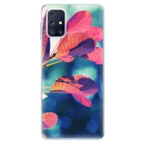 Odolné silikonové pouzdro iSaprio - Autumn 01 na mobil Samsung Galaxy M31s