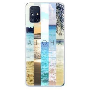 Odolné silikonové pouzdro iSaprio - Aloha 02 na mobil Samsung Galaxy M31s