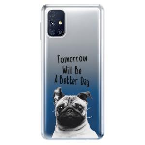 Odolné silikonové pouzdro iSaprio - Better Day 01 na mobil Samsung Galaxy M31s