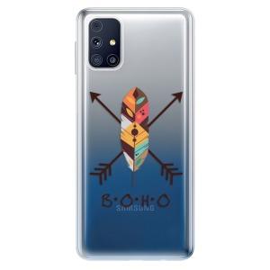 Odolné silikonové pouzdro iSaprio - BOHO na mobil Samsung Galaxy M31s