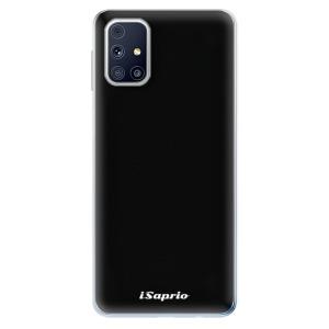 Odolné silikonové pouzdro iSaprio - 4Pure - černé na mobil Samsung Galaxy M31s
