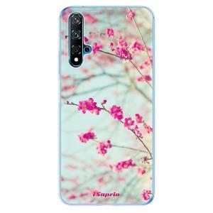 Odolné silikonové pouzdro iSaprio - Blossom 01 na mobil Huawei Nova 5T / Honor 20