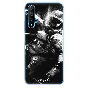 Odolné silikonové pouzdro iSaprio - Astronaut 02 na mobil Huawei Nova 5T / Honor 20