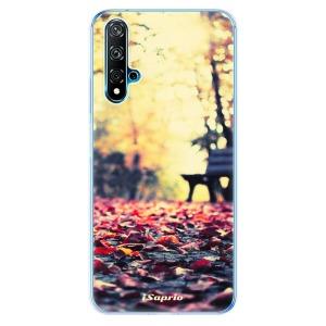 Odolné silikonové pouzdro iSaprio - Bench 01 na mobil Huawei Nova 5T / Honor 20