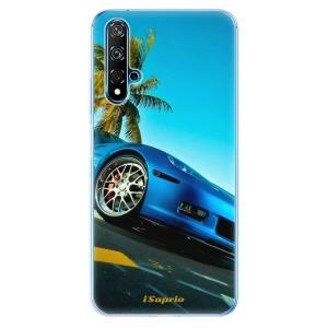 Odolné silikonové pouzdro iSaprio - Car 10 na mobil Huawei Nova 5T / Honor 20