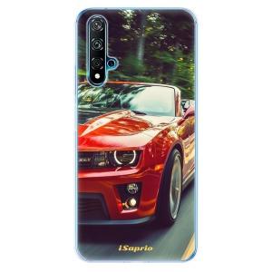 Odolné silikonové pouzdro iSaprio - Chevrolet 02 na mobil Huawei Nova 5T / Honor 20