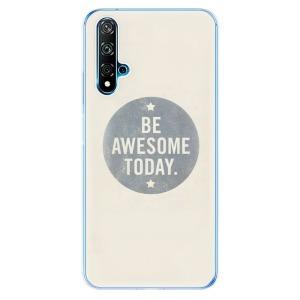 Odolné silikonové pouzdro iSaprio - Awesome 02 na mobil Huawei Nova 5T / Honor 20