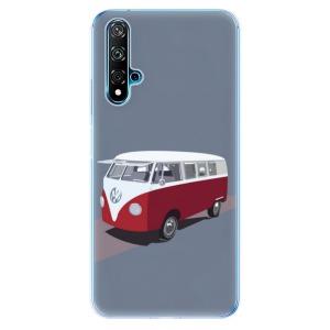Odolné silikonové pouzdro iSaprio - VW Bus na mobil Huawei Nova 5T / Honor 20