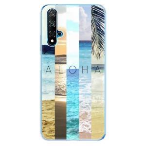 Odolné silikonové pouzdro iSaprio - Aloha 02 na mobil Huawei Nova 5T / Honor 20
