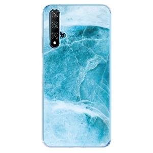 Odolné silikonové pouzdro iSaprio - Blue Marble na mobil Huawei Nova 5T / Honor 20