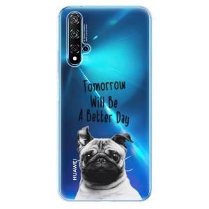 Odolné silikonové pouzdro iSaprio - Better Day 01 na mobil Huawei Nova 5T / Honor 20