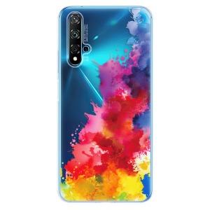 Odolné silikonové pouzdro iSaprio - Color Splash 01 na mobil Huawei Nova 5T / Honor 20