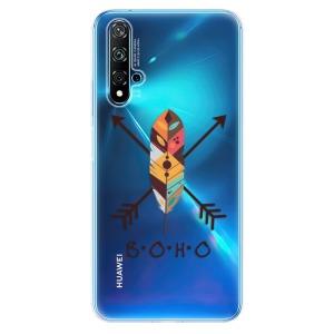 Odolné silikonové pouzdro iSaprio - BOHO na mobil Huawei Nova 5T / Honor 20