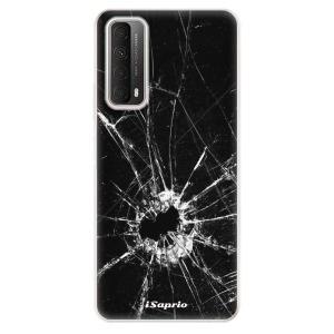 Odolné silikonové pouzdro iSaprio - Broken Glass 10 na mobil Huawei P Smart 2021