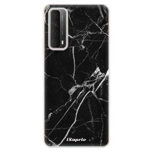 Odolné silikonové pouzdro iSaprio - Black Marble 18 na mobil Huawei P Smart 2021