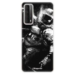 Odolné silikonové pouzdro iSaprio - Astronaut 02 na mobil Huawei P Smart 2021
