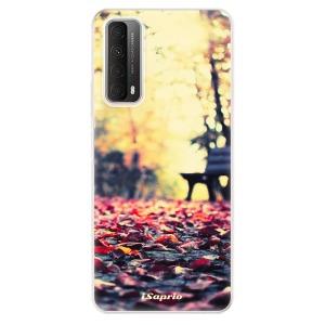 Odolné silikonové pouzdro iSaprio - Bench 01 na mobil Huawei P Smart 2021