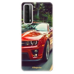 Odolné silikonové pouzdro iSaprio - Chevrolet 02 na mobil Huawei P Smart 2021