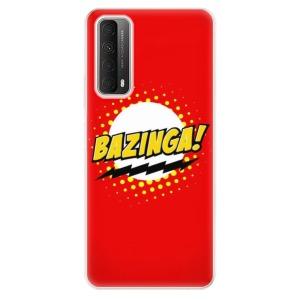 Odolné silikonové pouzdro iSaprio - Bazinga 01 na mobil Huawei P Smart 2021