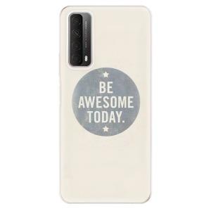 Odolné silikonové pouzdro iSaprio - Awesome 02 na mobil Huawei P Smart 2021