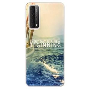 Odolné silikonové pouzdro iSaprio - Beginning na mobil Huawei P Smart 2021