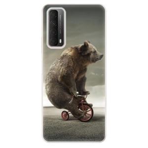 Odolné silikonové pouzdro iSaprio - Bear 01 na mobil Huawei P Smart 2021
