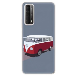 Odolné silikonové pouzdro iSaprio - VW Bus na mobil Huawei P Smart 2021