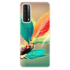 Odolné silikonové pouzdro iSaprio - Autumn 02 na mobil Huawei P Smart 2021