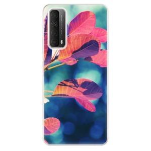 Odolné silikonové pouzdro iSaprio - Autumn 01 na mobil Huawei P Smart 2021