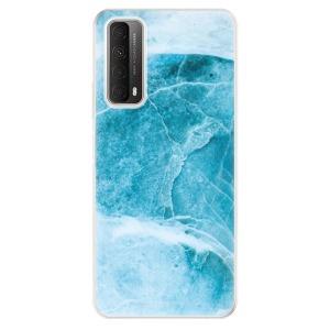 Odolné silikonové pouzdro iSaprio - Blue Marble na mobil Huawei P Smart 2021