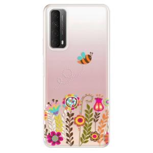 Odolné silikonové pouzdro iSaprio - Bee 01 na mobil Huawei P Smart 2021