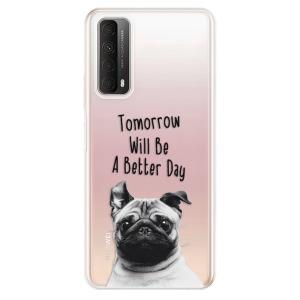 Odolné silikonové pouzdro iSaprio - Better Day 01 na mobil Huawei P Smart 2021