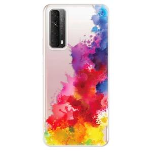 Odolné silikonové pouzdro iSaprio - Color Splash 01 na mobil Huawei P Smart 2021