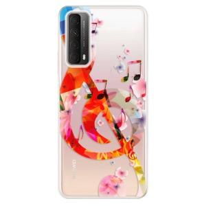 Odolné silikonové pouzdro iSaprio - Music 01 na mobil Huawei P Smart 2021 - poslední kousek za tuto cenu