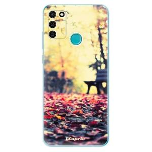 Odolné silikonové pouzdro iSaprio - Bench 01 na mobil Honor 9A