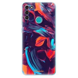 Odolné silikonové pouzdro iSaprio - Color Marble 19 na mobil Honor 9A