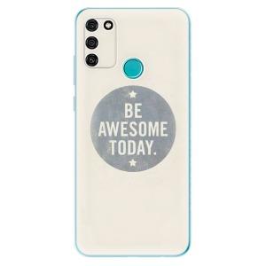 Odolné silikonové pouzdro iSaprio - Awesome 02 na mobil Honor 9A