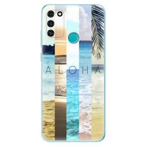 Odolné silikonové pouzdro iSaprio - Aloha 02 na mobil Honor 9A