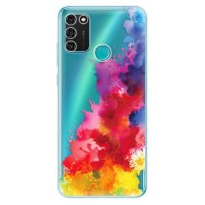 Odolné silikonové pouzdro iSaprio - Color Splash 01 na mobil Honor 9A