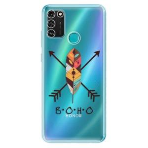 Odolné silikonové pouzdro iSaprio - BOHO na mobil Honor 9A