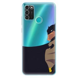 Odolné silikonové pouzdro iSaprio - BaT Comics na mobil Honor 9A