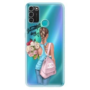 Odolné silikonové pouzdro iSaprio - Beautiful Day na mobil Honor 9A