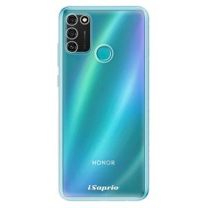 Odolné silikonové pouzdro iSaprio - 4Pure - čiré bez potisku na mobil Honor 9A