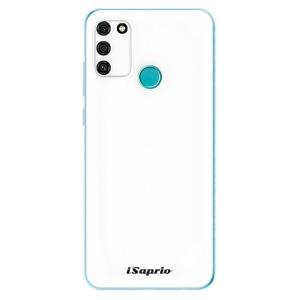 Odolné silikonové pouzdro iSaprio - 4Pure - bílé na mobil Honor 9A