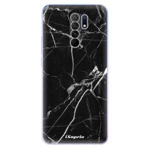 Odolné silikonové pouzdro iSaprio - Black Marble 18 na mobil Xiaomi Redmi 9