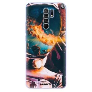 Odolné silikonové pouzdro iSaprio - Astronaut 01 na mobil Xiaomi Redmi 9