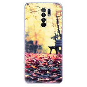 Odolné silikonové pouzdro iSaprio - Bench 01 na mobil Xiaomi Redmi 9